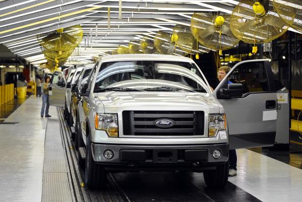 Missouri「Ford Launches 2009 Version Of F-150 Pickup Truck」:写真・画像(16)[壁紙.com]