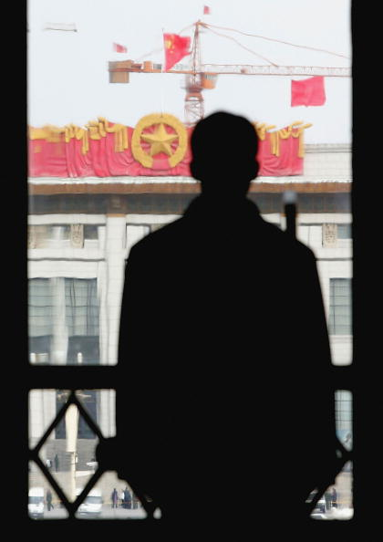 Focus On Background「Annual Parliament Session Opens In Beijing」:写真・画像(6)[壁紙.com]