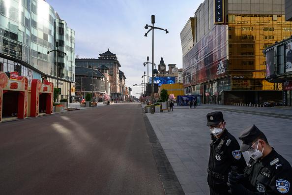 Street「Concern In China As Mystery Virus Spreads」:写真・画像(5)[壁紙.com]