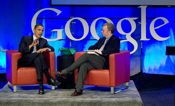 Interview - Event「Obama Attends Google Town Hall Meeting」:写真・画像(18)[壁紙.com]