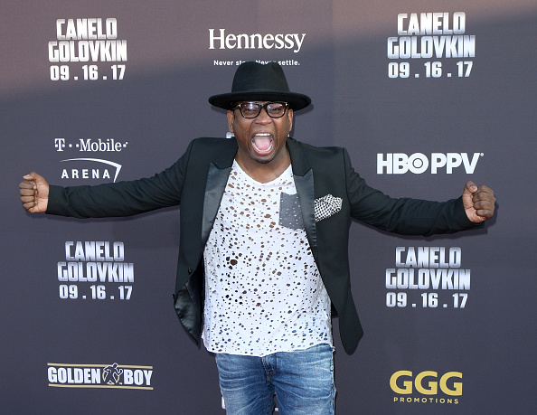 """Saul Alvarez「Hennessy Screening of """"I Am Boxing"""" and Canelo VS. GGG Wrap Party at The Avalon in Los Angeles」:写真・画像(6)[壁紙.com]"""
