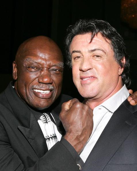 俳優「Premiere Of MGM's 'Rocky Balboa' - After Party」:写真・画像(7)[壁紙.com]