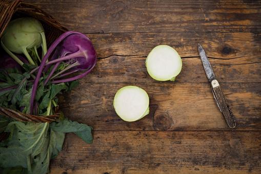 Crocus「White and purple turnip cabbage, chopped」:スマホ壁紙(13)