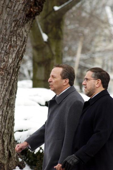 Jodi Hilton「Harvard President Summers Meets Faculty」:写真・画像(11)[壁紙.com]