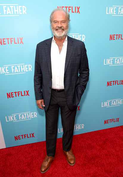 """Kelsey Grammer「Premiere Of Netflix Original Film' """"Like Father"""" At ArcLight Theaters」:写真・画像(5)[壁紙.com]"""