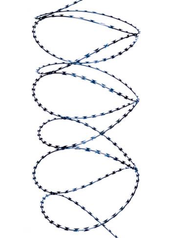 Digital Composite「Razor wire」:スマホ壁紙(14)