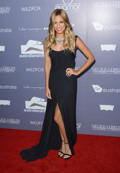 InterContinental Hotels Group「Australians In Film Awards & Benefit Dinner 2012 - Arrivals」:写真・画像(17)[壁紙.com]