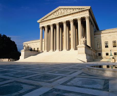 Supreme Court「Facade of the Supreme Court」:スマホ壁紙(17)