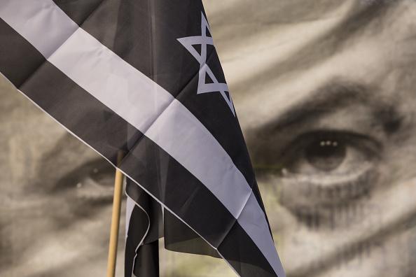 Black Color「'Immunity Law' That Would Shield Netanyahu Inspires Protests」:写真・画像(18)[壁紙.com]