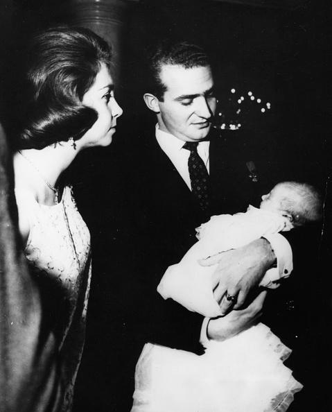 King - Royal Person「Prince Juan Carlos, Princess Sophia And Princess Elena」:写真・画像(16)[壁紙.com]