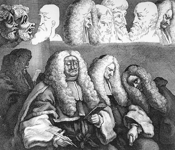 Judge - Law「The Bench」:写真・画像(18)[壁紙.com]