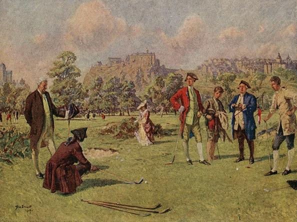 ゴルフ「Edinburgh Links」:写真・画像(4)[壁紙.com]