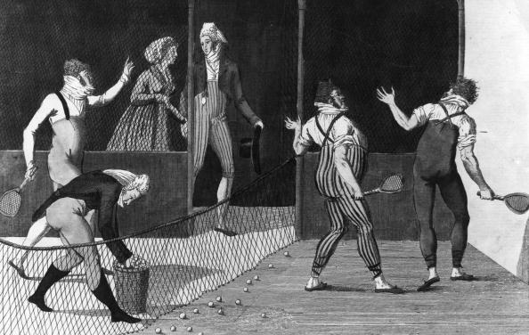 18th Century Style「French Tennis」:写真・画像(18)[壁紙.com]
