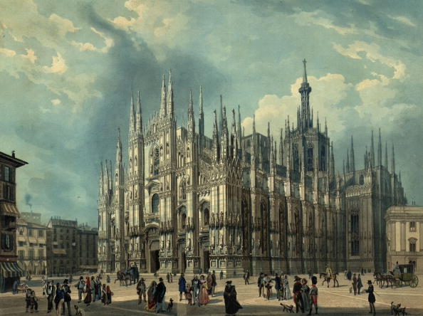 Cathedral「Piazza Del Duomo」:写真・画像(1)[壁紙.com]