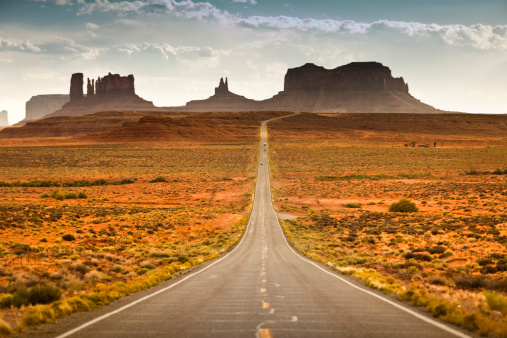 Indigenous Culture「Road to Monument Valley Tribal Park」:スマホ壁紙(12)