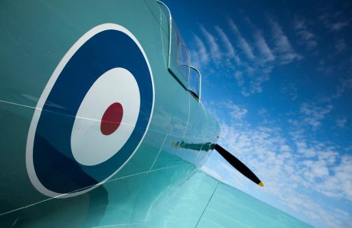 World War II「Spitfire Type 300 Prototype」:スマホ壁紙(4)