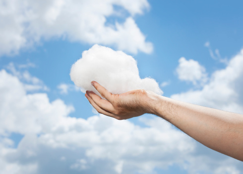 cloud「には保留雲に手に入ります。」:スマホ壁紙(10)
