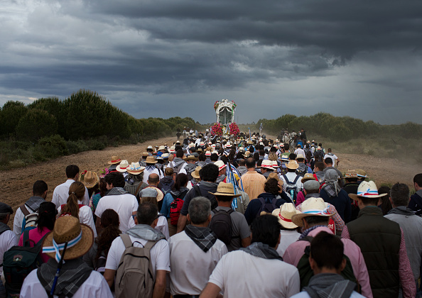 Pilgrimage「La Romeria Del Rocio Brings Roughly A Million Pilgrims Together」:写真・画像(8)[壁紙.com]