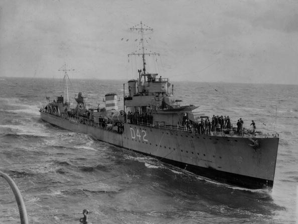 Finance and Economy「British Destroyer」:写真・画像(11)[壁紙.com]