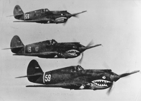 Air Vehicle「Flying Tigers」:写真・画像(16)[壁紙.com]