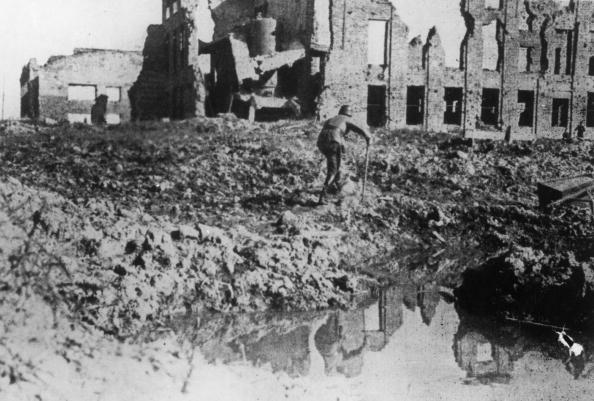 Natural Disaster「City Destroyed」:写真・画像(7)[壁紙.com]