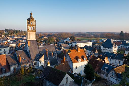 Loire Valley「Loches, Loire Valley, Indre-et-Loire, France」:スマホ壁紙(17)