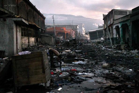 静かな情景「Haiti Wrestles With Basic Needs As Recovery From Deadly Earthquake Begins」:写真・画像(18)[壁紙.com]