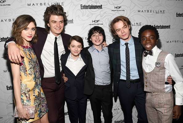 Noah Schnapp「Entertainment Weekly Celebrates SAG Award Nominees at Chateau Marmont sponsored by Maybelline New York - Arrivals」:写真・画像(2)[壁紙.com]
