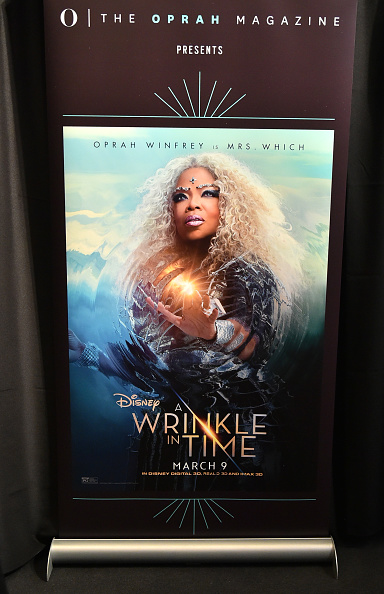 "A Wrinkle in Time「O, The Oprah Magazine Hosts Special NYC Screening Of ""A Wrinkle In Time"" At Walter Reade Theater」:写真・画像(5)[壁紙.com]"