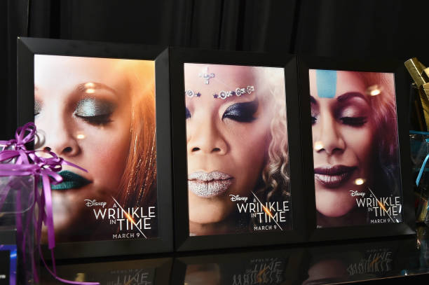 "O, The Oprah Magazine Hosts Special NYC Screening Of ""A Wrinkle In Time"" At Walter Reade Theater:ニュース(壁紙.com)"