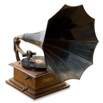 Record - Analog Audio「Gramophone」:スマホ壁紙(4)
