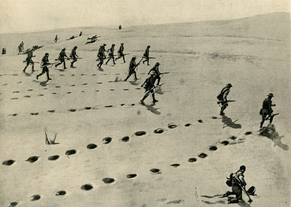 Colony - Territory「The Desert Phase Of The South-West African Campaign」:写真・画像(3)[壁紙.com]