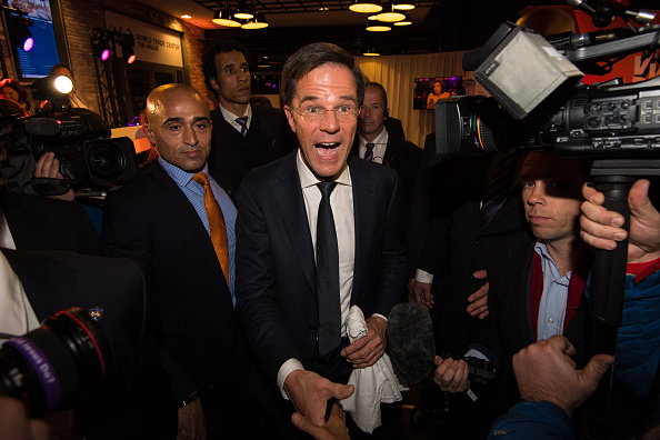 Dutch Prime Minister「People's Party for Freedom and Democracy Declared Winners of Dutch Election」:写真・画像(10)[壁紙.com]