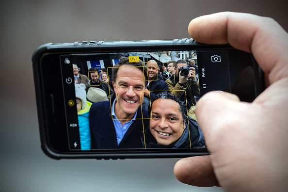 Photography Themes「Final Day Of Campaigning Ahead Of The Dutch General Election」:写真・画像(18)[壁紙.com]