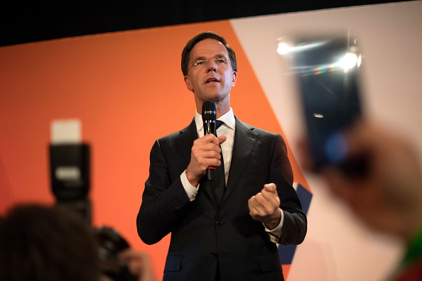 Dutch Prime Minister「People's Party for Freedom and Democracy Declared Winners of Dutch Election」:写真・画像(5)[壁紙.com]