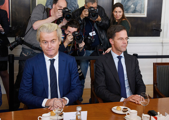 Dutch Prime Minister「Dutch Party Leaders Meet After General Election Results」:写真・画像(9)[壁紙.com]