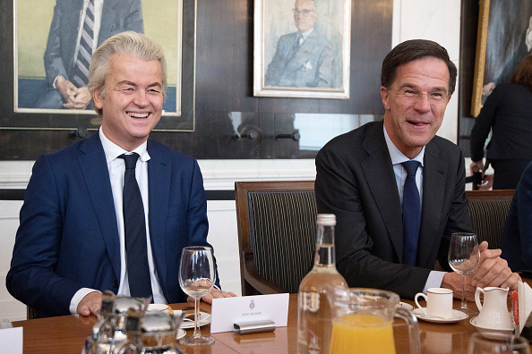 Dutch Prime Minister「Dutch Party Leaders Meet After General Election Results」:写真・画像(7)[壁紙.com]