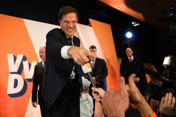 People's Party for Freedom and Democracy Declared Winners of Dutch Election:ニュース(壁紙.com)