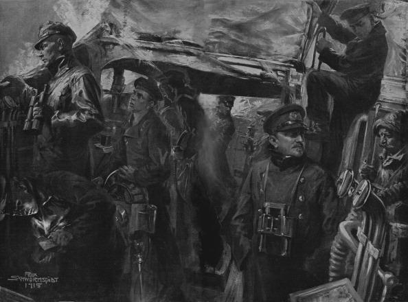 Sailor「World War 1: German marines on torpedo boat」:写真・画像(3)[壁紙.com]