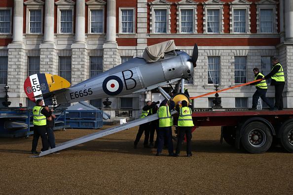 Politics and Government「RAF Museum Assembles War Aircraft For Public Display」:写真・画像(18)[壁紙.com]