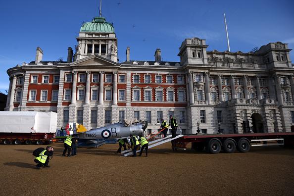 Politics and Government「RAF Museum Assembles War Aircraft For Public Display」:写真・画像(19)[壁紙.com]