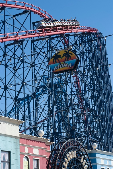 Amusement Park Ride「Blackpool」:写真・画像(14)[壁紙.com]