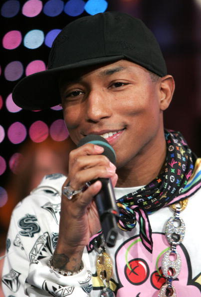 Guest「MTV TRL With Pharrell And Kanye West」:写真・画像(10)[壁紙.com]
