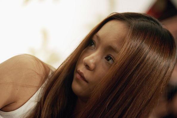 安室奈美恵「MTV Asia Aid - Photocall」:写真・画像(17)[壁紙.com]