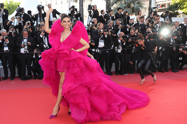 """Cannes「""""Ash Is The Purest White (Jiang Hu Er Nv)"""" Red Carpet Arrivals - The 71st Annual Cannes Film Festival」:写真・画像(0)[壁紙.com]"""