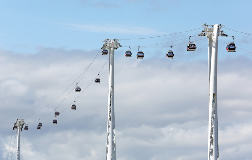 Aerial tramway「Cable Cars」:スマホ壁紙(19)