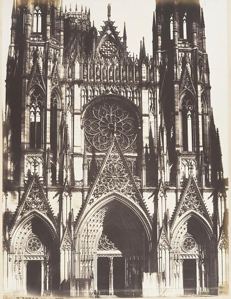 Circa 14th Century「Portail De Saint-Ouen」:写真・画像(3)[壁紙.com]