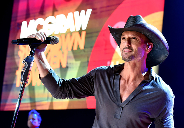 Tim McGraw「iHeartRadio Album Release Party With Tim McGraw At The iHeartRadio Theater Los Angeles」:写真・画像(16)[壁紙.com]
