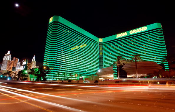 General View「MGM Mirage Nears Bankruptcy」:写真・画像(10)[壁紙.com]