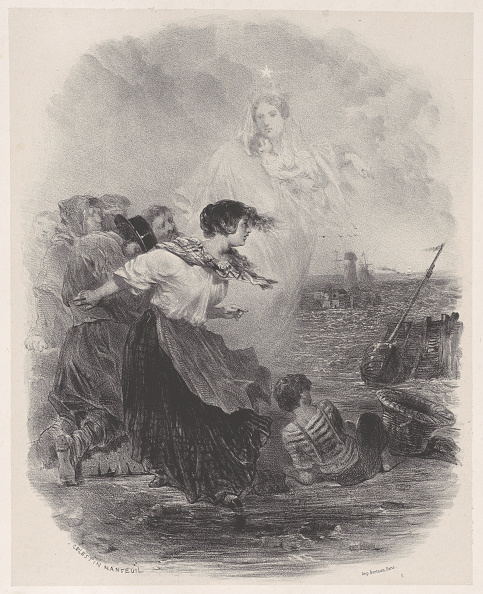 Protection「Woman By The Sea With The Madonna」:写真・画像(11)[壁紙.com]